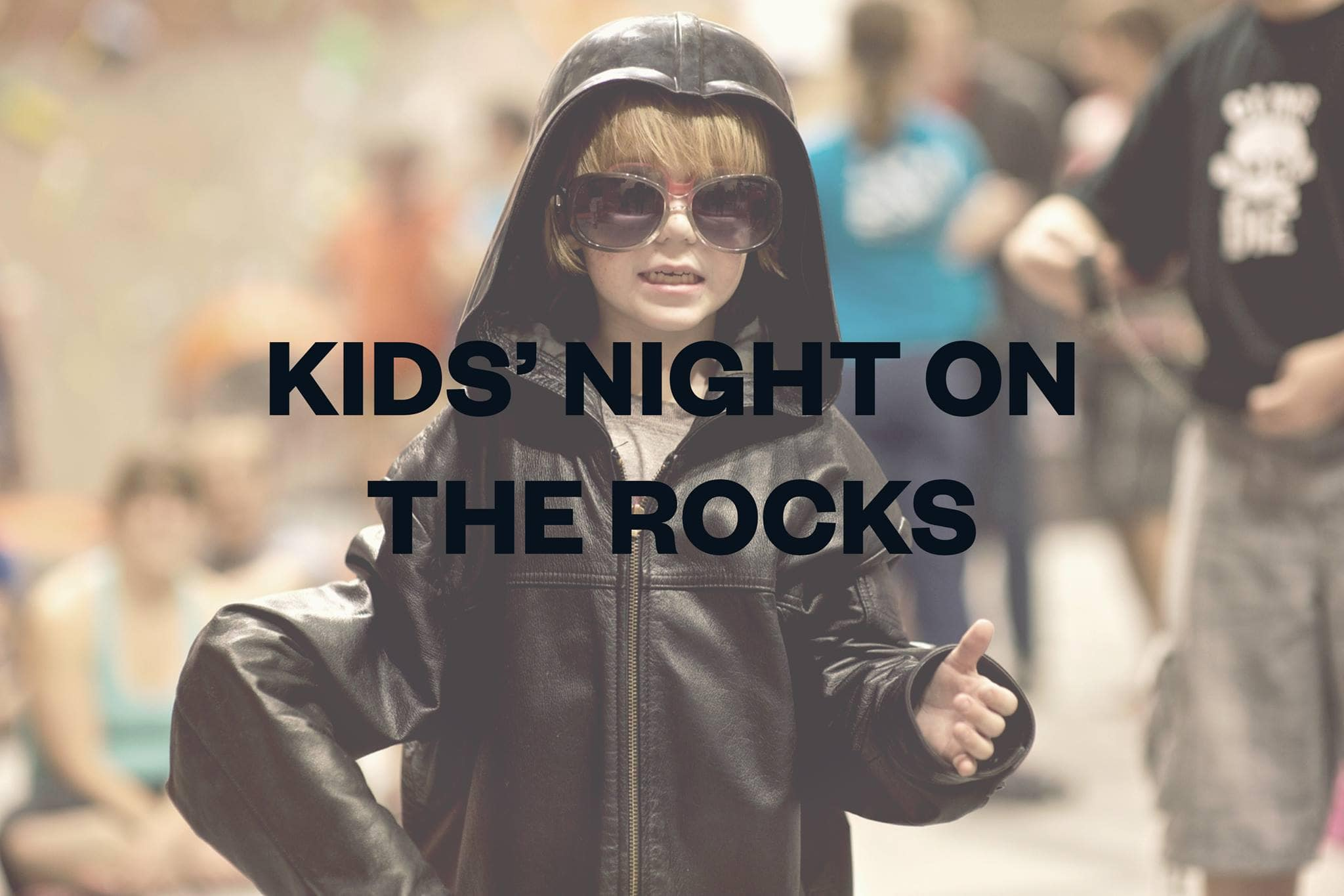 Friday Night on the Rocks