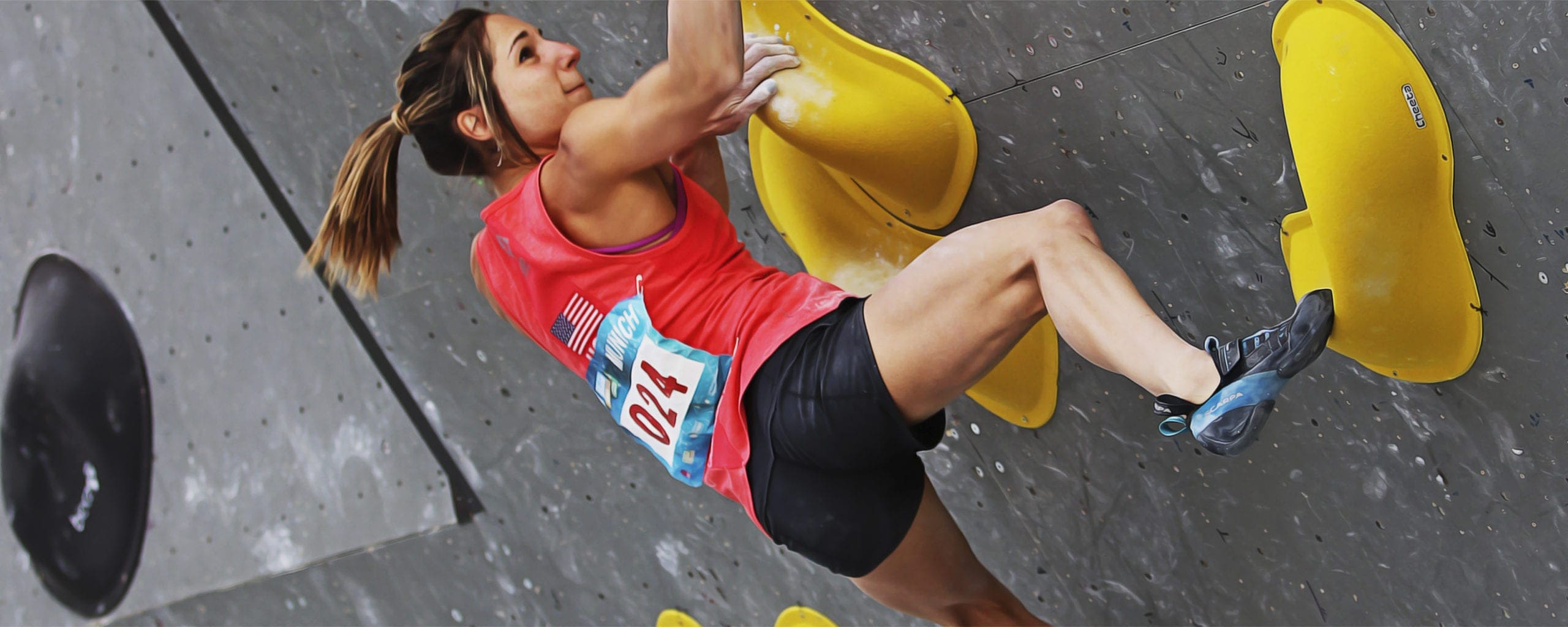 What is Competition Rock Climbing  bd9fbe8ed7